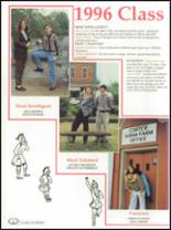 1996 Lee County High School Yearbook Page 32 & 33