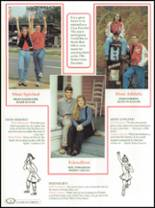 1996 Lee County High School Yearbook Page 36 & 37