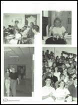 1996 Lee County High School Yearbook Page 64 & 65