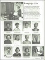 1996 Lee County High School Yearbook Page 86 & 87