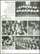 1996 Lee County High School Yearbook Page 118 & 119