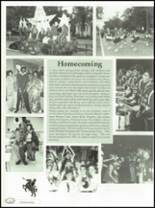 1996 Lee County High School Yearbook Page 124 & 125