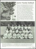 1996 Lee County High School Yearbook Page 126 & 127