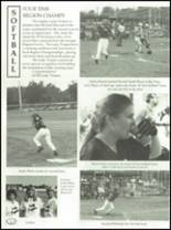 1996 Lee County High School Yearbook Page 128 & 129
