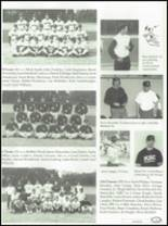 1996 Lee County High School Yearbook Page 142 & 143