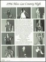 1996 Lee County High School Yearbook Page 148 & 149