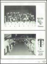 1996 Lee County High School Yearbook Page 154 & 155