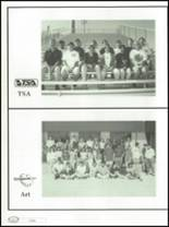 1996 Lee County High School Yearbook Page 156 & 157