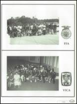 1996 Lee County High School Yearbook Page 158 & 159