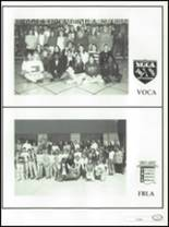 1996 Lee County High School Yearbook Page 160 & 161