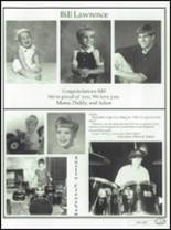 1996 Lee County High School Yearbook Page 206 & 207
