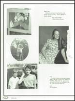 1996 Lee County High School Yearbook Page 210 & 211