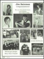 1996 Lee County High School Yearbook Page 242 & 243