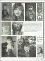 1996 Lee County High School Yearbook Page 244 & 245