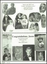 1996 Lee County High School Yearbook Page 250 & 251