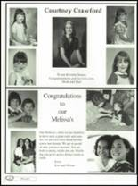 1996 Lee County High School Yearbook Page 262 & 263