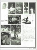 1996 Lee County High School Yearbook Page 264 & 265