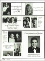 1996 Lee County High School Yearbook Page 266 & 267