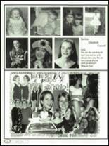 1996 Lee County High School Yearbook Page 268 & 269