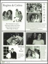 1996 Lee County High School Yearbook Page 270 & 271
