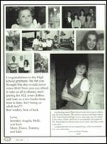 1996 Lee County High School Yearbook Page 276 & 277