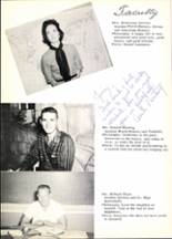 1960 Dublin High School Yearbook Page 18 & 19