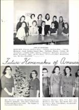 1960 Dublin High School Yearbook Page 104 & 105