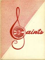 1961 Yearbook Santa Maria High School