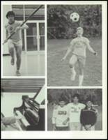 1986 Iona Preparatory Yearbook Page 10 & 11