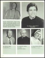 1986 Iona Preparatory Yearbook Page 24 & 25