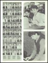 1986 Iona Preparatory Yearbook Page 54 & 55
