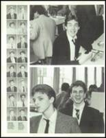 1986 Iona Preparatory Yearbook Page 56 & 57