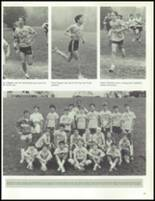 1986 Iona Preparatory Yearbook Page 66 & 67