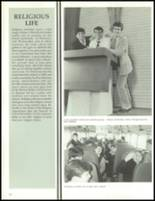 1986 Iona Preparatory Yearbook Page 106 & 107