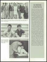 1986 Iona Preparatory Yearbook Page 126 & 127