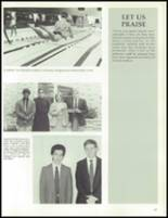 1986 Iona Preparatory Yearbook Page 128 & 129