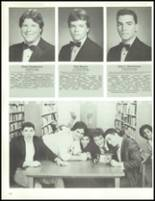 1986 Iona Preparatory Yearbook Page 166 & 167