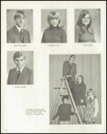 1970 Green City High School Yearbook Page 26 & 27