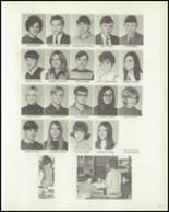 1970 Green City High School Yearbook Page 28 & 29