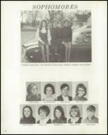 1970 Green City High School Yearbook Page 30 & 31