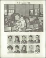1970 Green City High School Yearbook Page 36 & 37