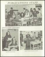 1970 Green City High School Yearbook Page 56 & 57