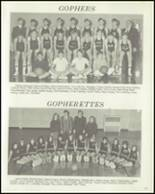 1970 Green City High School Yearbook Page 68 & 69