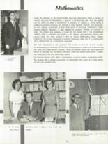 1965 Homestead High School Yearbook Page 20 & 21