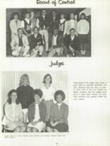 1965 Homestead High School Yearbook Page 62 & 63