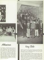 1965 Homestead High School Yearbook Page 66 & 67