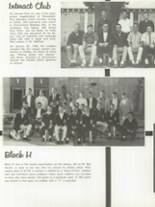 1965 Homestead High School Yearbook Page 68 & 69