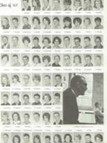 1965 Homestead High School Yearbook Page 112 & 113