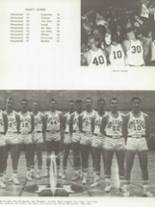 1965 Homestead High School Yearbook Page 142 & 143