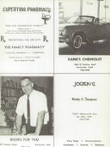 1965 Homestead High School Yearbook Page 168 & 169